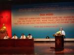 Hội nghị tổng kết 3 năm cuộc vận động sáng tác, quảng bá các tác phẩm văn học, nghệ thuật, ...